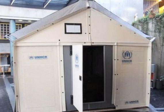 Des Petites Maisons De Refuge Et D Urgence Livrable