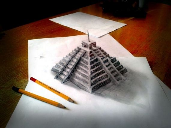 L 39 art du dessin en 3d for Dessin 3d