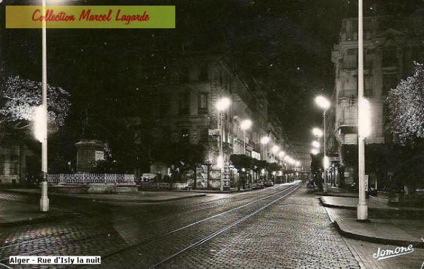 Alger-Isly-Nuit
