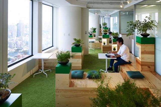 Les bureaux de google à tokyo u pressealgerie