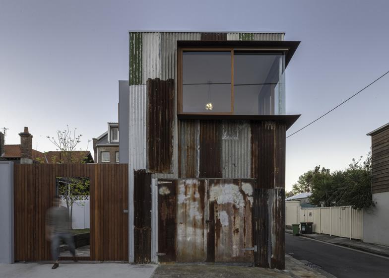 Une Maison Bidonville Moderne Et Design Pressealgerie Fr