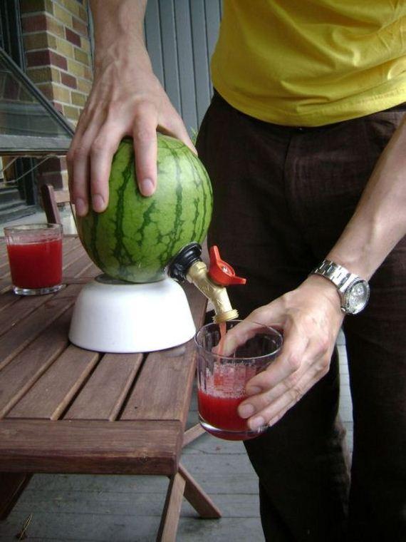 Comment faire un jus de past que - Comment faire murir un melon ...