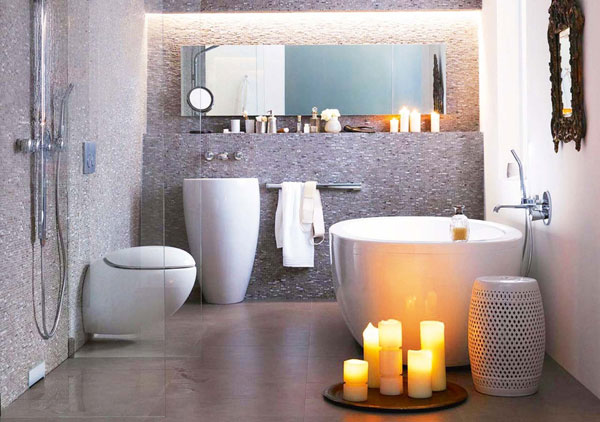 Fayence Pour Salle De Bain Algerie  Small Bathroom Design Ideas