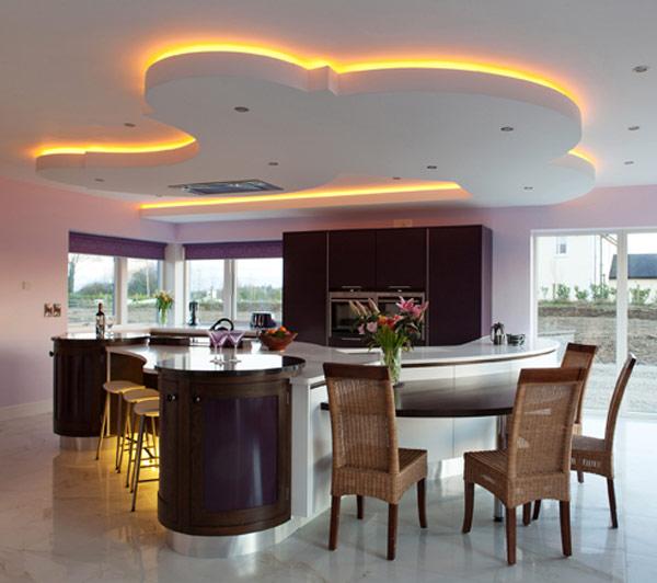 Optez pour une cuisine qui change de couleur - Changer couleur cuisine ...