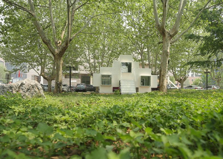 Une micro maison mais habitable for Micromaisons minimaliste