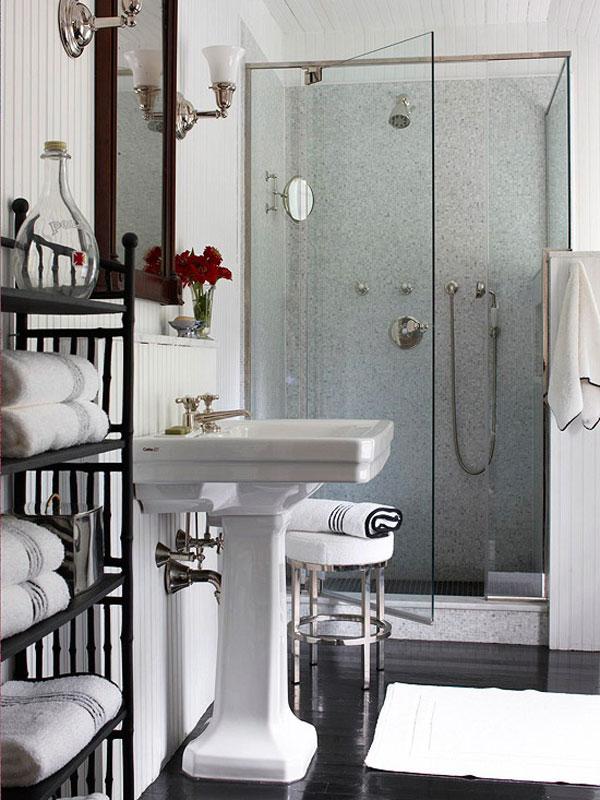 30 id es de petites salles de bain design et modernes presse algrie - Design salle de bain algerie ...
