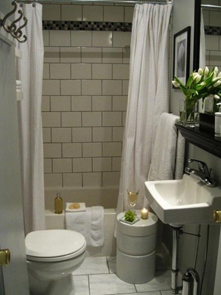 30 idées de petites salles de bain design et modernes ...