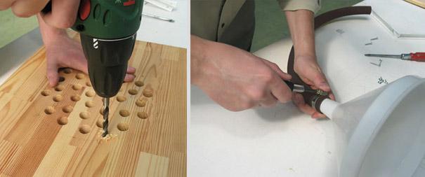 فكرة لاشغال يدوية منزلية رائعة.. ملطوش لعيونكم ..أموووه 56