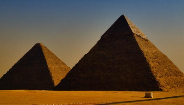 guiza pyramide