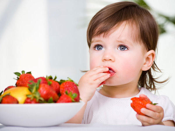 manger pour bebe