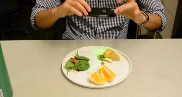 calories repas