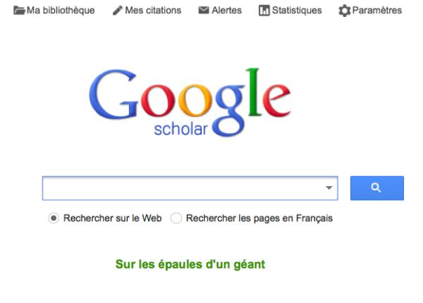 google sholar