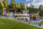 Design et style bien harmonieux pour cette maison en île de Vancouver (Canada)