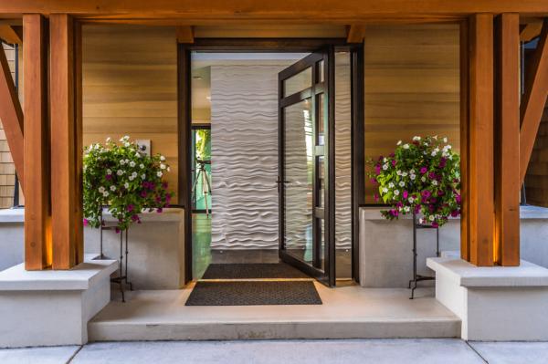 Modern-doorway