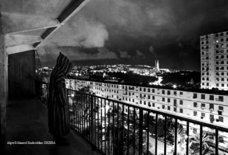 ahmed badreddine deba djelaba hayek louvre photographie