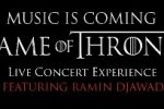 Game Of Thrones, Music is coming!