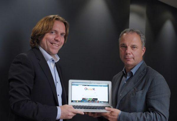 Qwant est un moteur de recherche français qui n'installe pas de cookies afin de respecter la vie privée de ses utilisateurs. soutenu en 2015 par Emmanuel Macron alors ministre de l'économie, de l'industrie et du numérique, il est conçu par Eric Leandri et Jean-Manuel Rozan