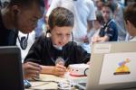 #SuperCodeurs : Orange initie les enfants au codage et à la robotique