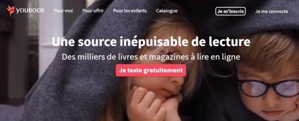 youBoox la bibliothèque numérique française qui bat Amazon