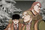 Adaptation manga du « Voyage au centre de la terre » de Jules Verne