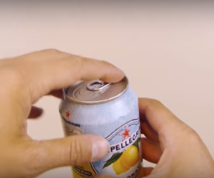 Comment refroidir une boisson tiède en 2 minutes!